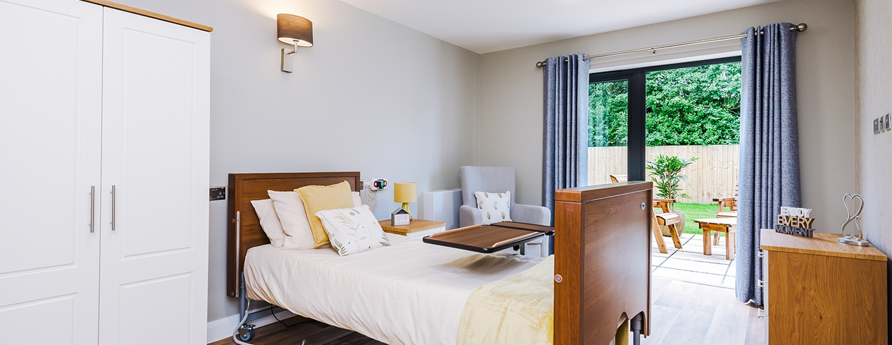 Lakelands Lodge Bedroom